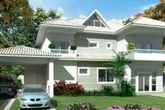 Modelos de fachadas de casas