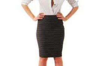 Modelos de saias para magras e gordinhas