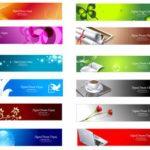 Modelos prontos de banners para download