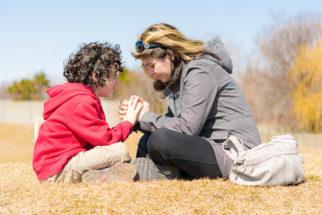 Orações pelos filhos