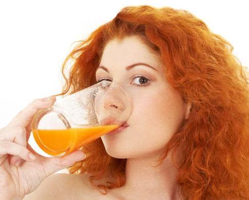 Receita de suco contra celulite