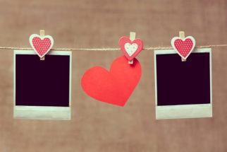 Como fazer mural de fotos para noivos