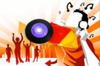 Trechos de músicas para Orkut