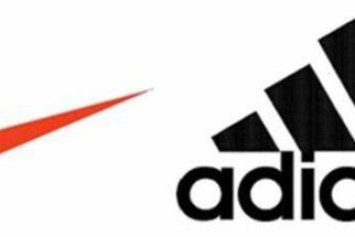 Comerciais da Adidas e Nike