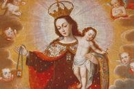 Fotos de Nossa Senhora e Jesus Cristo