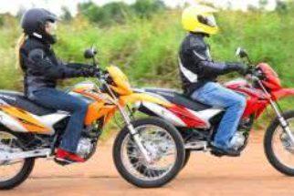 Nova moto Honda bros 2011/2012 – fotos e preços