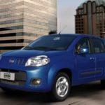 Novo Fiat Uno Economy modelo 2012