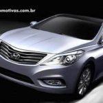 Novo Hyundai Azera 2012 – fotos e preço