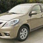 Novo Nissan Versa 2012