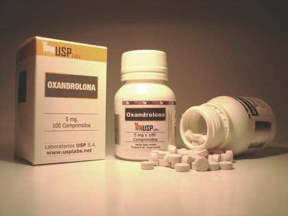 O que é Oxandrolona