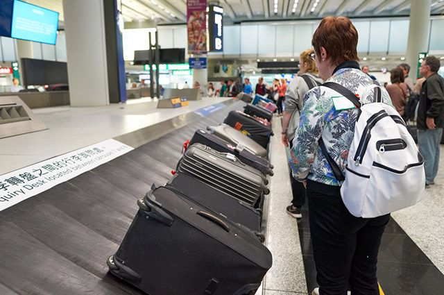O que fazer em caso de bagagem extraviada