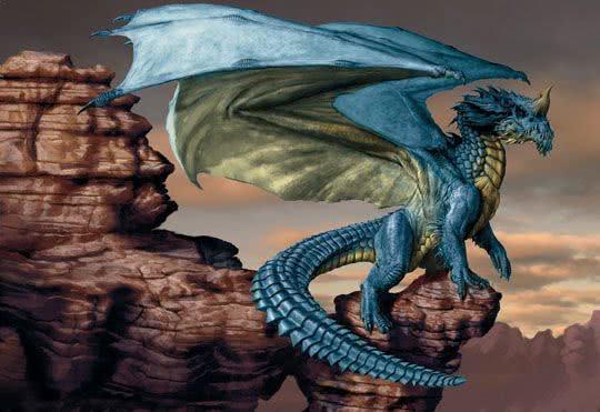 O que significa sonhar com dragão?