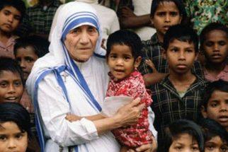 Oração de Madre Teresa de Calcutá