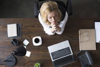 Orações contra olho grande no trabalho