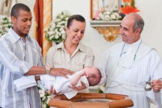 Oração para batizado