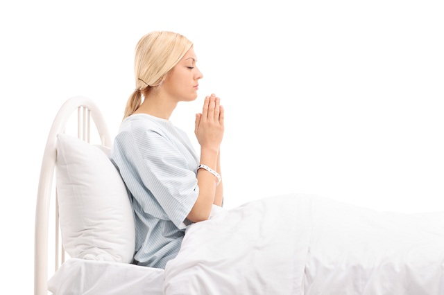 As orações para dores podem ser para si ou para outras pessoas