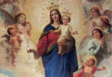 Oração para Nossa Senhora Auxiliadora