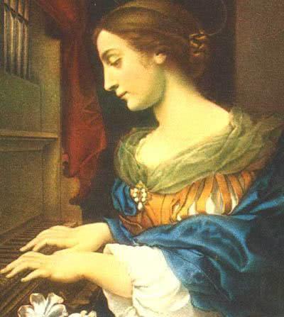 Oração para Santa Cecília