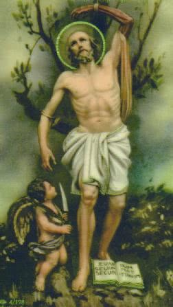 Oração para São Bartolomeu