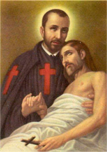 Oração para São Camilo