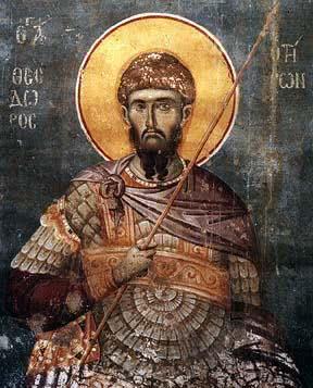 Oração para São Teodoro