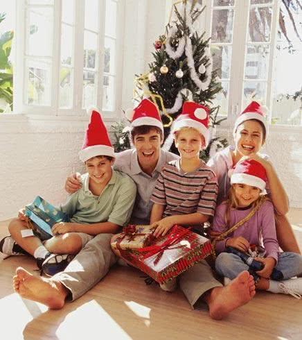 Orações de Natal para a família