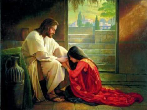 Orações para pedir perdão
