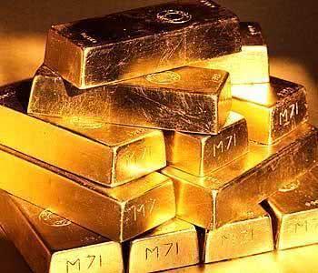 Sonhos com ouro