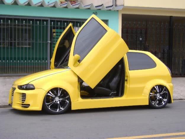 Fiat Palio Tunado