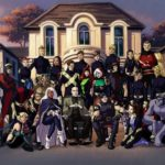X MEN EVOLUTION: download de fotos e papéis de parede