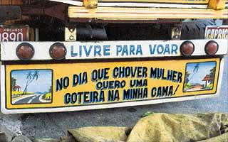 Frases De Pára Choque De Caminhão