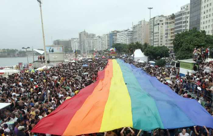 Parada Gay no Rio de Janeiro