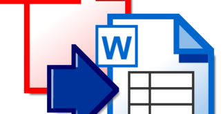 Como converter Pdf para Word (vice-versa)