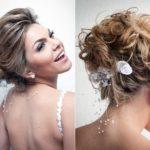 Fotos de penteados de cabelos de noivas (modelos, cortes, informações)