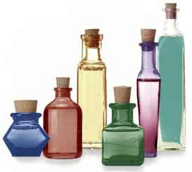 Perfumes caseiros