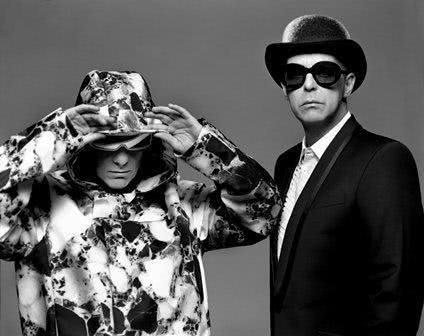 Pet Shop Boys em ensaio fotográfico