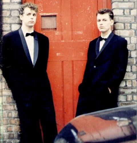 Início da carreira do Pet Shop Boys