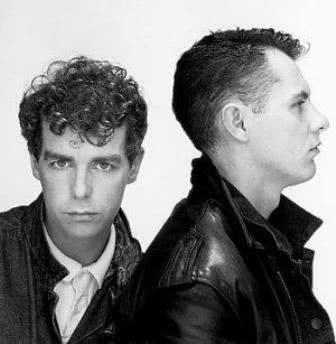 Pet Shop Boys no início da carreira