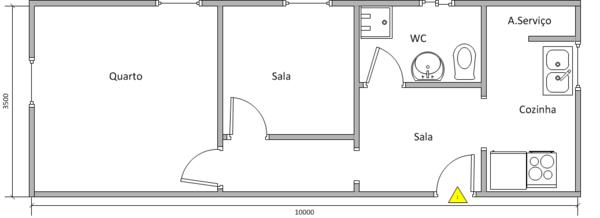 Outra opção de projeto para sua casa