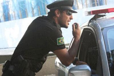 Sonhos com polícia