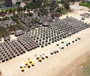 Barracas da Praia