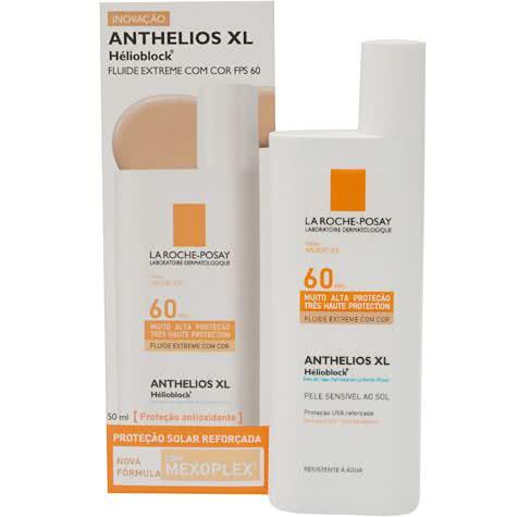 Anthélios XL Fluide Extreme Com Cor FPS 60