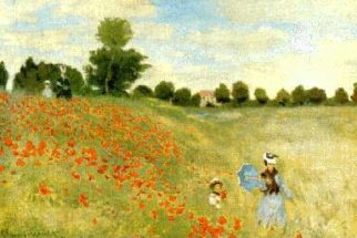 Fotos de obras de Claude Monet