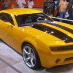 Qual o preço do novo Camaro da Chevrolet?