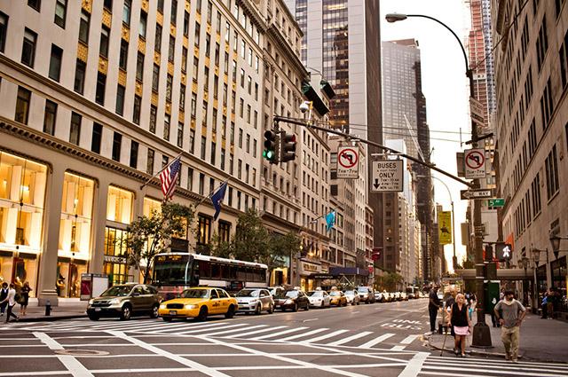 A Quinta Avenida é um dos logradouros mais bonitos do mundo