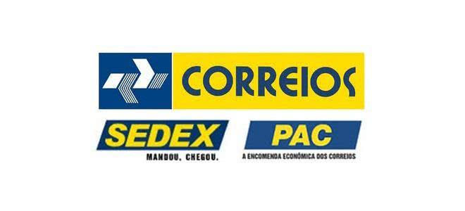 Rastrear encomenda via SEDEX, PAC dos CORREIOS