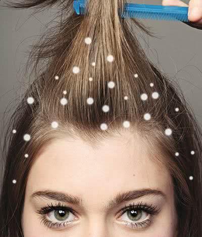 Receita de Shampoo Anti-caspa