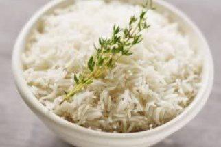 Receita de como fazer arroz no microondas