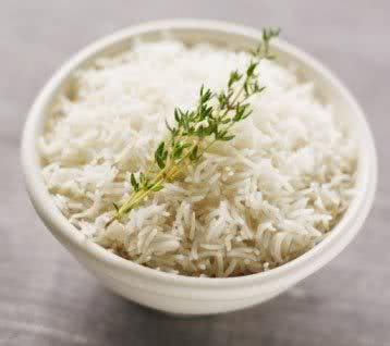 arroz no microondas