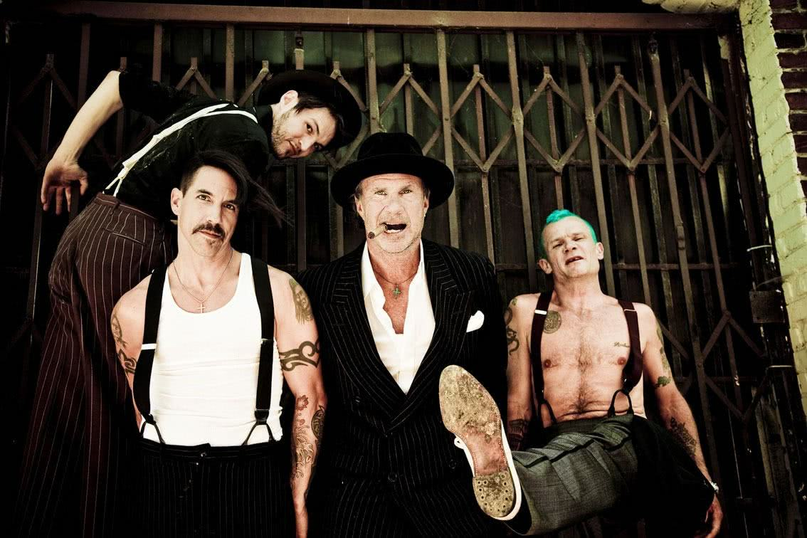 Papeis de parede do Red Hot Chili Peppers
